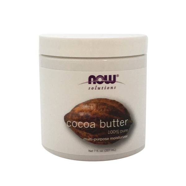 Now 100% Pure Cocoa Butter