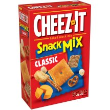 Cheez-It Baked Snack Crackers Snack Mix Classic, 10.5 OZ