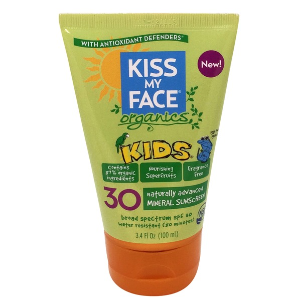 Kiss My Face Kids Spf 30
