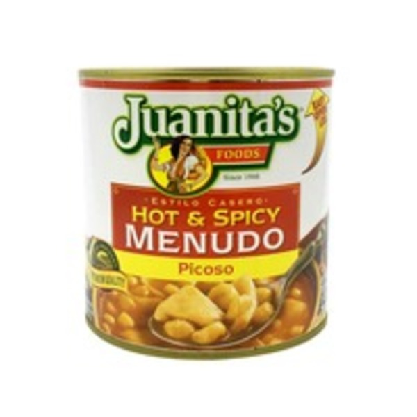 Juanita's Foods Hot & Spicy Picoso