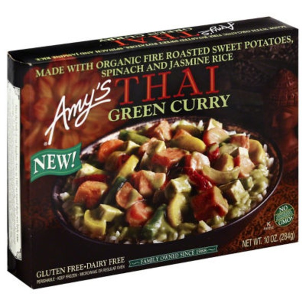 Amy's Thai Green Curry