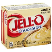 Jell-O Vanilla Cook & Serve Pudding & Pie Filling Mix