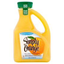 Simply Orange Juice, 89 fl oz