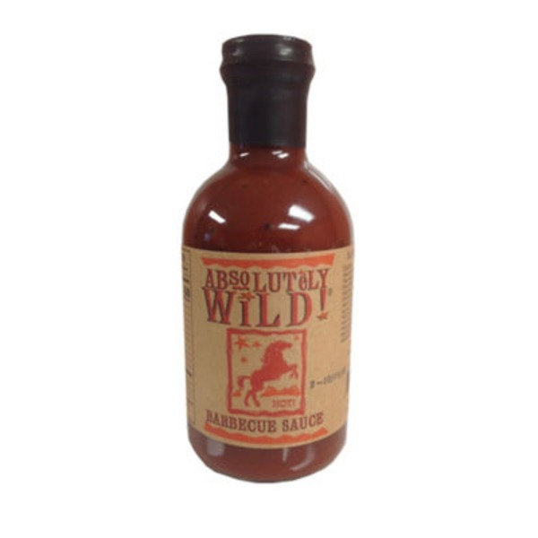 Absolutely Wild! Hot Barbecue Sauce