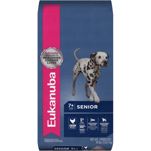 Eukanuba Senior Chicken Dog Food