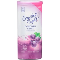 Crystal Light Cocord Grape 12 qt Drink Mix