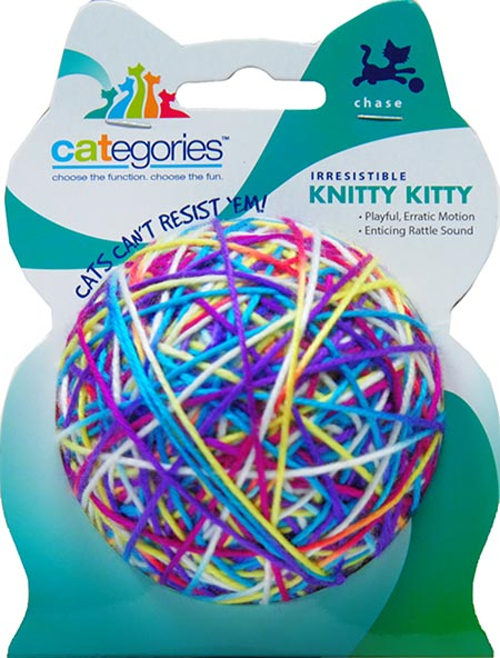 Categories Knitty Kitty Cat Toy each