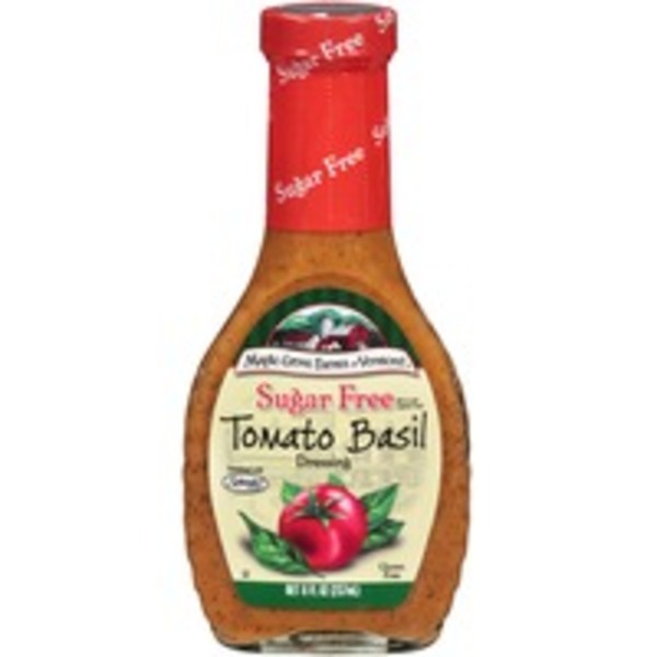 Maple Grove Farms Sugar Free Tomato Basil Dressing