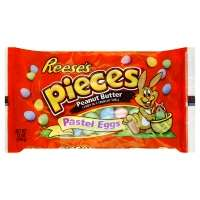 Reeses Pieces Peanut Butter Candy Pastel Eggs