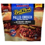 Ball Park Pulled Chicken in a Hickory Smoke Flavored BBQ Sauce