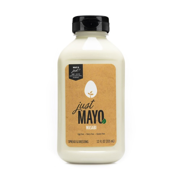 Hampton Creek Just Mayo Wasabi