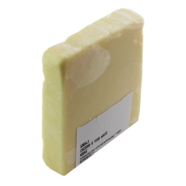 Hooks Cheese 8 Year White Cheddar