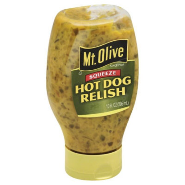 Mt. Olive Hot Dog Relish