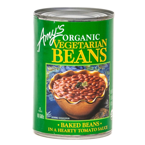 Amy's Vegetarian Baked Beans