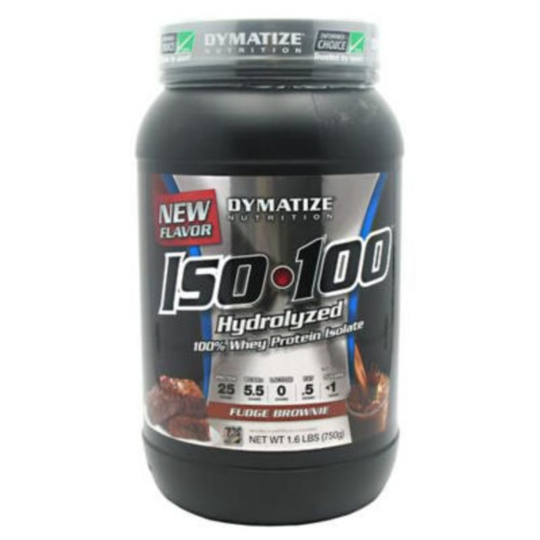 Dymatize Iso 100 Fudge Brownie