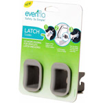 Evenflo Sure Safe Installation Latches Gray