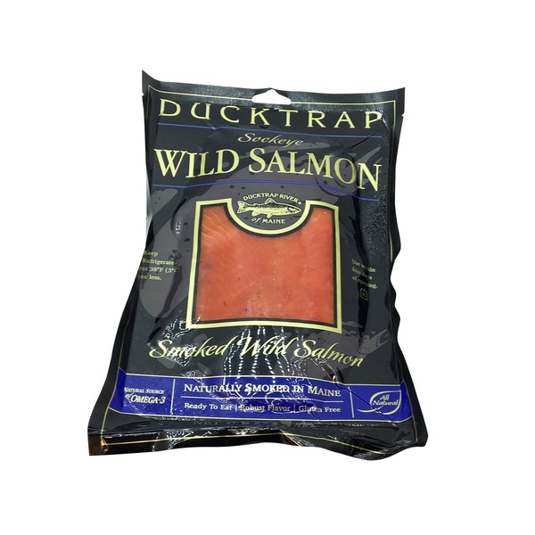 Ducktrap River of Maine Smoked Sockeye