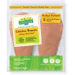 Harvestland Perfect Portions Chicken Breast, 1.5 lbs.