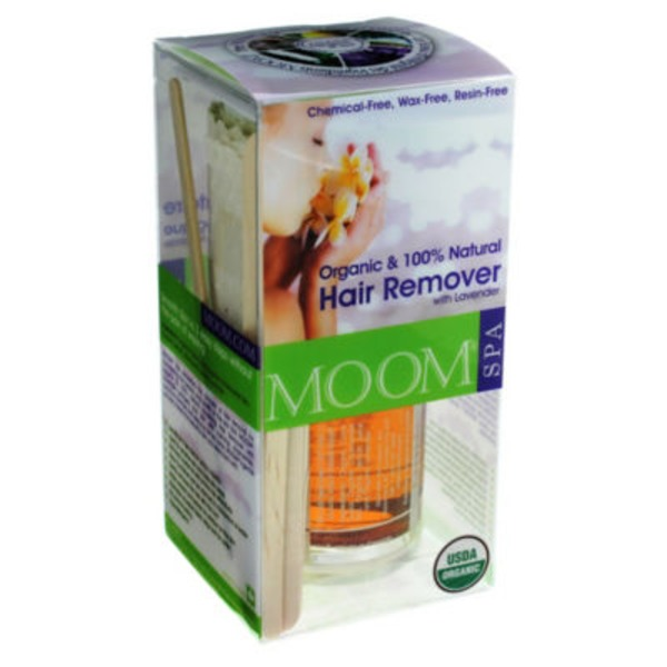Moom Hair Removal Kit Lavender