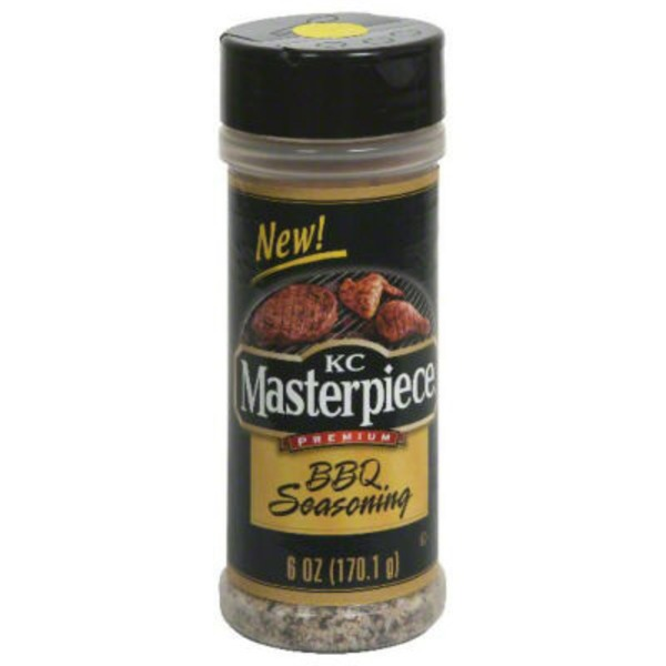 KC Masterpiece BBQ Seasoning
