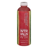 We Grow Water WTRMLN WTR Cold Pressed Juiced Watermelon