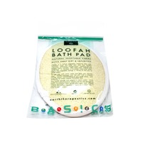 Earth Therapeutics Loofah Bath Pad