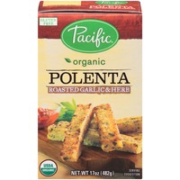 Pacific Organic Roasted Garlic & Herb Polenta