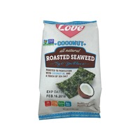 Seaweed Love Coconut All Natural Roasted Seaweed Snack