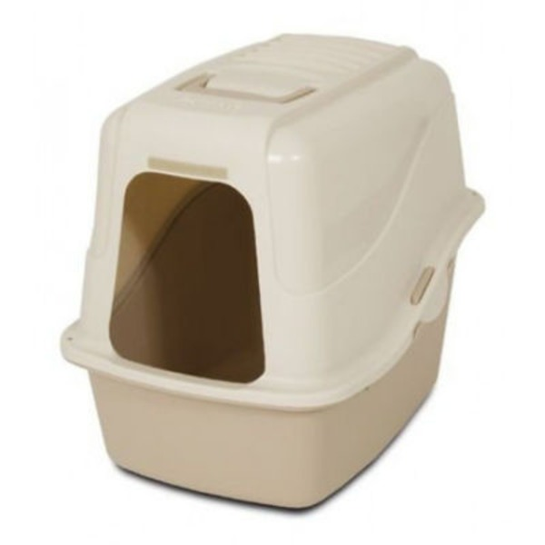 Petmate Jumbo Basic Hooded Pan Set