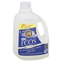 Earth Friendly Products Laundry Detergent, All Natural, 2X Ultra, Free and Clear