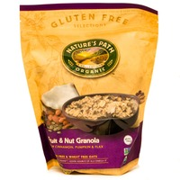 Nature's Path Organic Fruit & Nut Granola With Cinnamon, Pumpkin & Flax