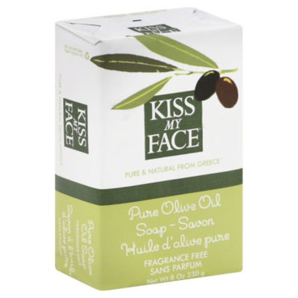 Kiss My Face Soap Pure Olive Oil