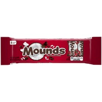 Mounds Dark Chocolate & Coconut Snack Size Candy Bars
