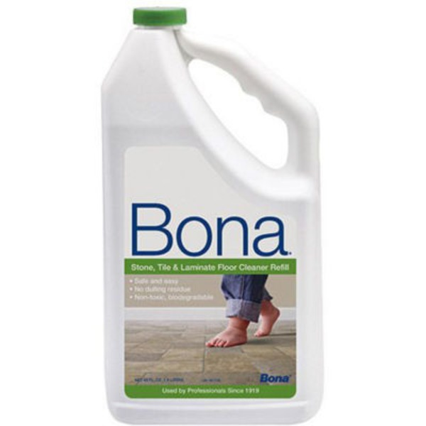 Bona Stone and Tile Laminate Floor Cleaner Refill