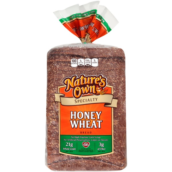 Nature's Own Specialty Honey Wheat Bread