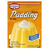 Dr. Oetker Vanilla Pudding Powder