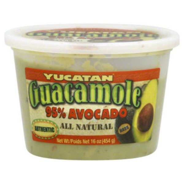 El Yucatan Guacamole Authentic