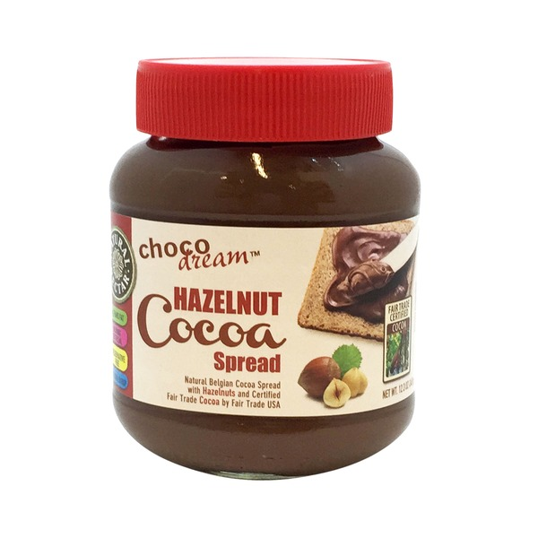 Natural Nectar Cocoa Spread, with Hazelnuts
