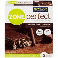 Zone Perfect Double Dark Chocolate Nutrition Bars