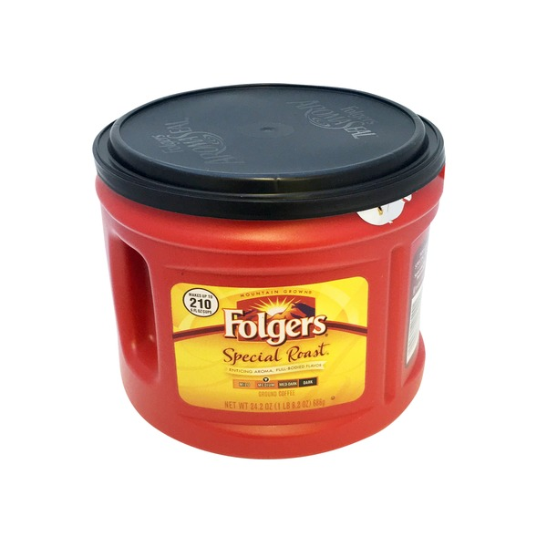 Folgers Ground Coffee Special Roast Medium