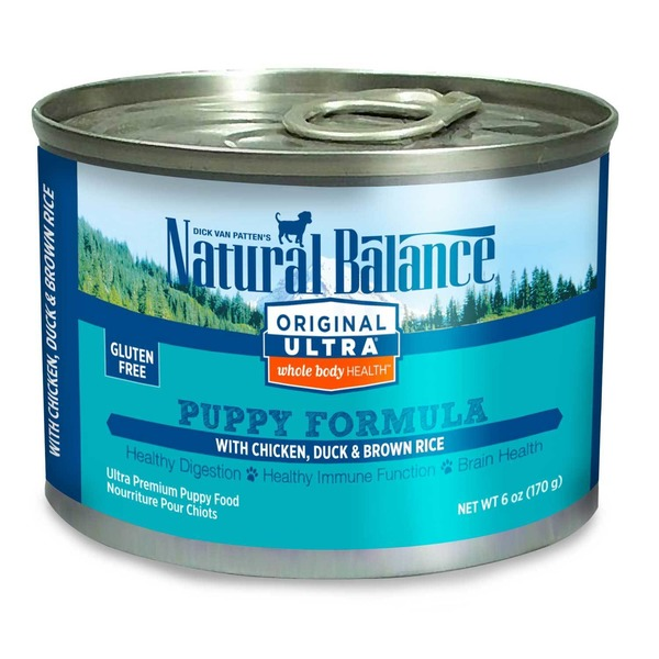 Natural Balance Original Ultra Puppy Formula Puppy Food