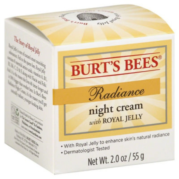 Burt's Bees Radiance Night Cream