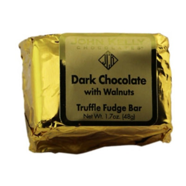 John Kelly Chocolate Walnut And Dark Chocolate Bar