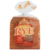 Arnold Jewish Rye Bread Seeded