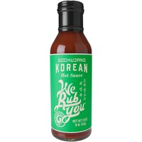 We Rub You Korean Gochujang Sauce
