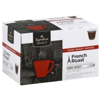 Signature SELECT Coffee Pods French Roast