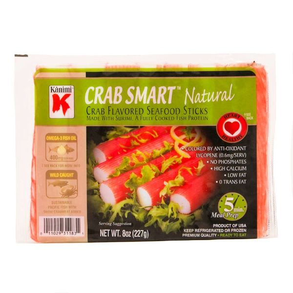 Whole Foods Kanimi Imitation Crab Sticks Delivery Online in Austin ...