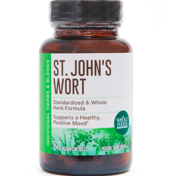 Whole Foods Market St Johns Wort