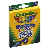 Crayola Crayons Large Washable