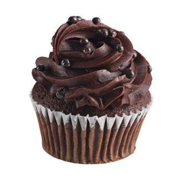 Sensational Chocolate Cupcake